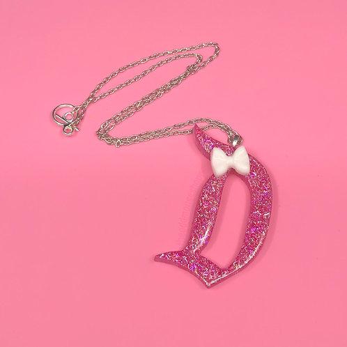 Cutesy Pink Necklace