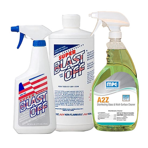 Clean + Disinfect Bundle