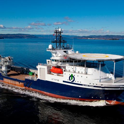 Ocean Infinity fornecerá pesquisas de AUV para a Petrobras