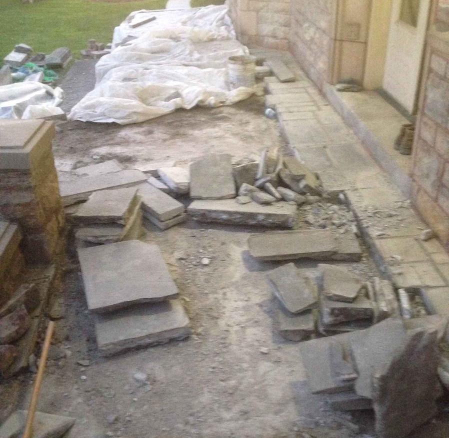 Rebuilding Deck & Steps