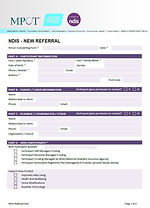 NDIS Referral