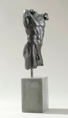 1a._Male_TorsoStainless_Steel_Composite