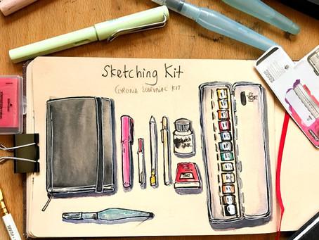 Starting your own Sketching Kit
