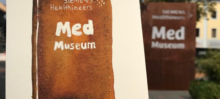 Siemens Healthineers Med Museum