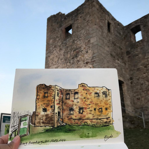 Bramberg Castle
