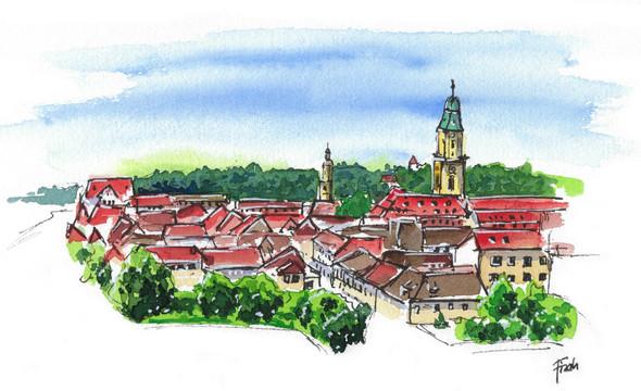 Erlangen View