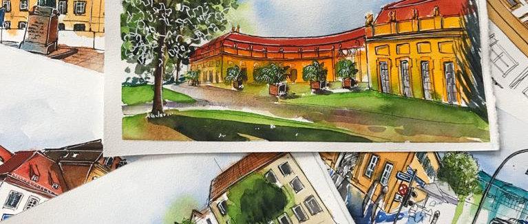 Urban Sketch Commission