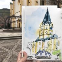 Travel Sketcg
