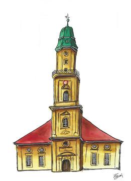 Hugenotten Kirche