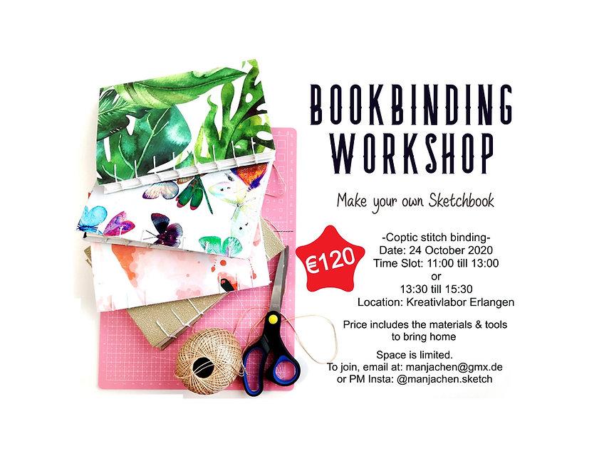 Sketchbook Workshop