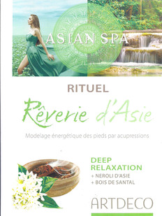 REVERIE D'ASIE Asian Spa