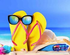 C'est l'été !  Bientôt les Vacances !