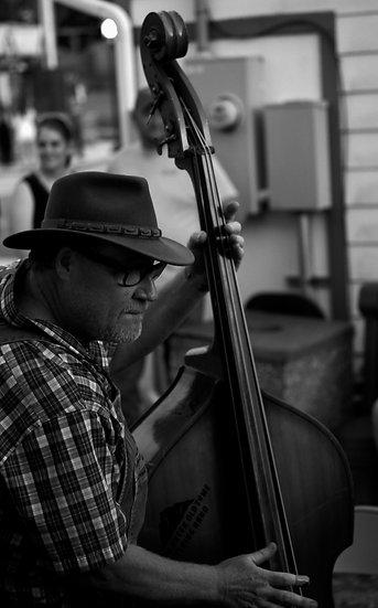 Floyd Street Bass Player