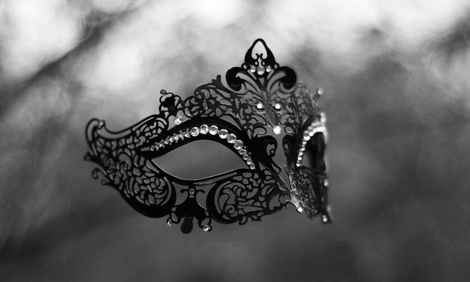 Grand Ball Mask