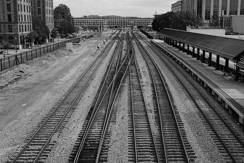 Roanoke Train Station