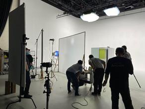 株式会社LIXIL様の撮影が行われました
