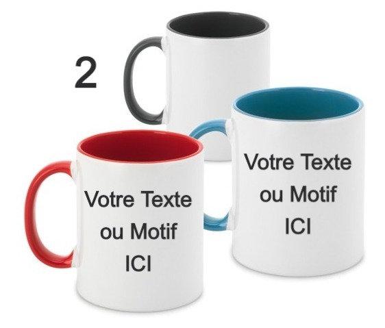 Impression Mug Color 1 Face