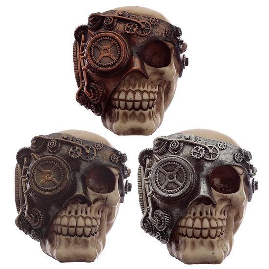 Skull / Steampunk / ROKA CONCEPTS - BOUTIQUE INSOLITE - YVERDON-LES-BAINS