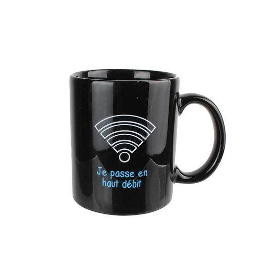 MUG WiFI Réactif / ROKA CONCEPTS - BOUTIQUE CADEAUX INSOLITE - YVERDON-LES-BAINS