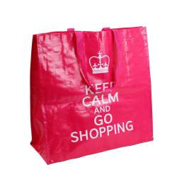 Shopping - Sac de course / Keep Calm / ROKA CONCEPTS - BOUTIQUE CADEAUX INSOLITE - YVERDON-LES-BAINS