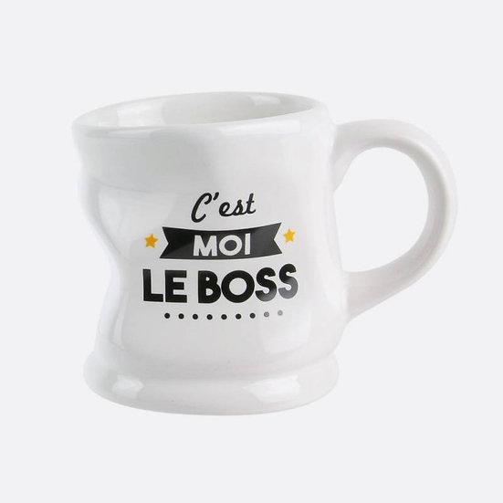 Mug Déformé Avec Message  / ROKA CONCEPTS - BOUTIQUE CADEAUX INSOLITE - YVERDON-LES-BAINS