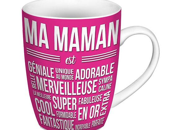 Mug Ma MAMAN / Boutique Cadeaux Insolite / Roka La Poulpe ROKA CONCEPTS Yverdon-les-Bains