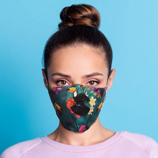 Masque Barrière - Pélican / ROKA CONCEPTS - BOUTIQUE CADEAUX INSOLITE - YVERDON-LES-BAINS