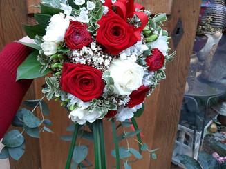 Confectcion Bouquet - Ozidées Fleurs - Fleuriste Orbe