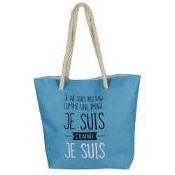 Shopping - Sac De Plage Mots  / ROKA CONCEPTS - BOUTIQUE CADEAUX INSOLITE - YVERDON-LES-BAINS