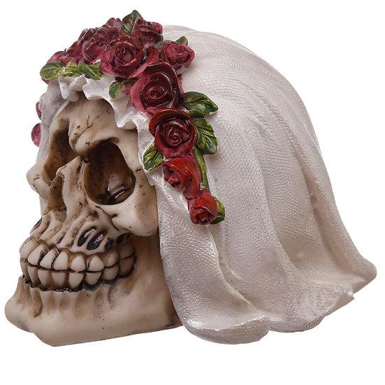 Skull / Mariée / ROKA CONCEPTS - BOUTIQUE INSOLITE - YVERDON-LES-BAINS