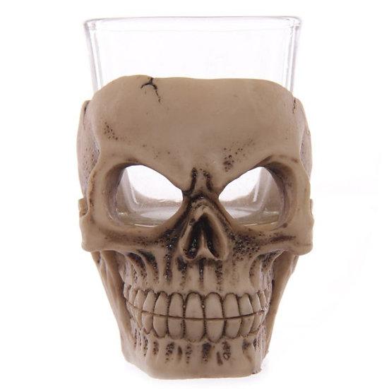 Verre Shooters Skull