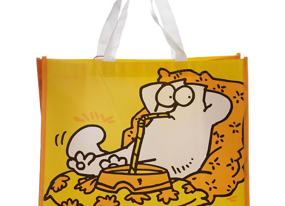 Shopping - Sac de course / Chat / ROKA CONCEPTS - BOUTIQUE CADEAUX INSOLITE - YVERDON-LES-BAINS