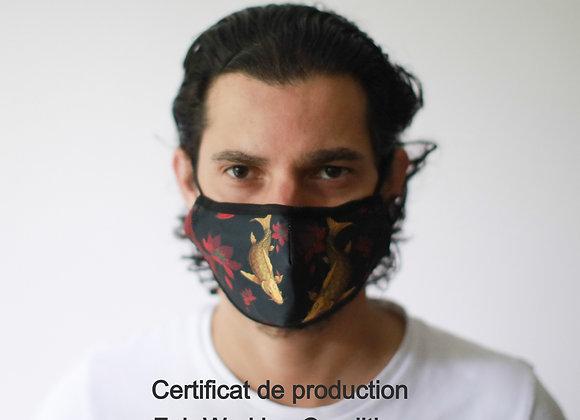 Masque Barrière -  / ROKA CONCEPTS - BOUTIQUE CADEAUX INSOLITE - YVERDON-LES-BAINS