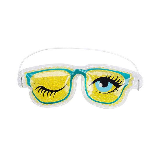 Masque Gel yeux Tirelire / ROKA CONCEPTS - BOUTIQUE CADEAUX INSOLITE - YVERDON-LES-BAINS
