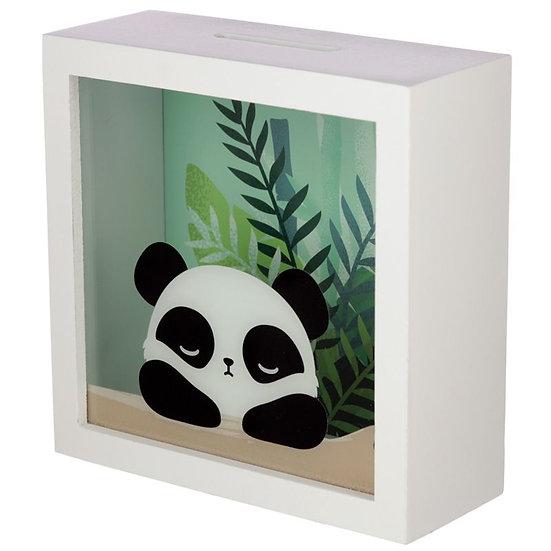 Panda Tirelire / ROKA CONCEPTS - BOUTIQUE CADEAUX INSOLITE - YVERDON-LES-BAINS
