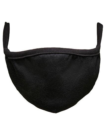 Masque Barrière - Basic Uni Noir