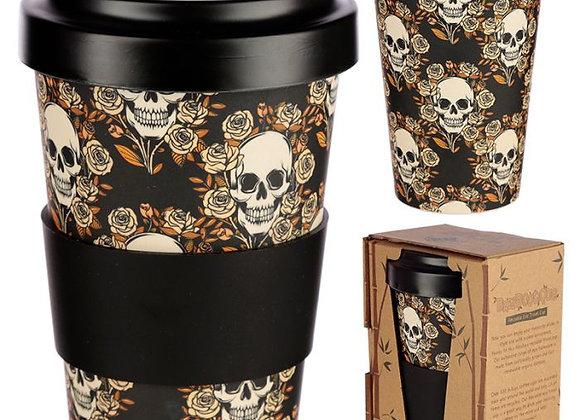 Verre Mug Transport Skull / ROKA CONCEPTS - BOUTIQUE CADEAUX INSOLITE - YVERDON-LES-BAINS