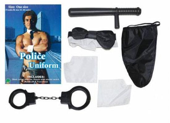 STRIPTEASEUR POLICIER / ROKA CONCEPTS - BOUTIQUE CADEAUX INSOLITE - YVERDON-LES-BAINS