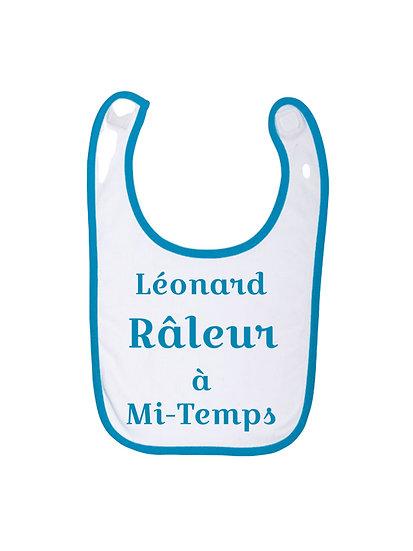 Bavette Baby / Râleur / Marque ROKTOPODE de Roka La Poulpe avec ROKA CONCEPTS - BOUTIQUE CADEAUX INSOLITE- YVERDON-LES-BAIN