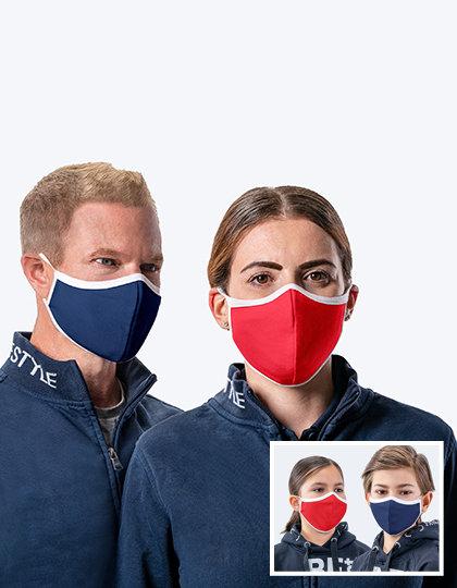 Masque Barrière - Personnalisable / ROKA CONCEPTS - BOUTIQUE CADEAUX INSOLITE - YVERDON-LES-BAINS