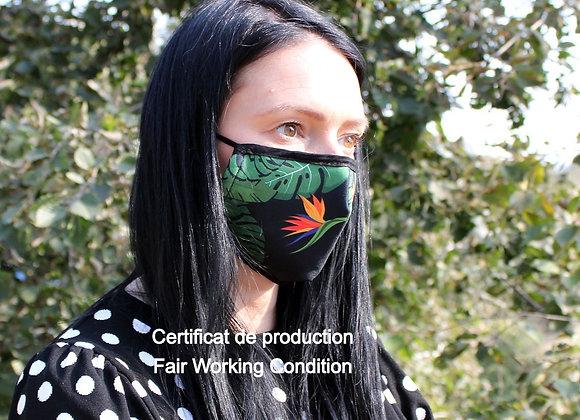 Masque Barrière - Nature / ROKA CONCEPTS - BOUTIQUE CADEAUX INSOLITE - YVERDON-LES-BAINS