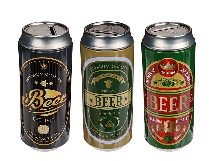 Tirelire / Bière/ ROKA CONCEPTS - BOUTIQUE INSOLITE - YVERDON-LES-BAINS