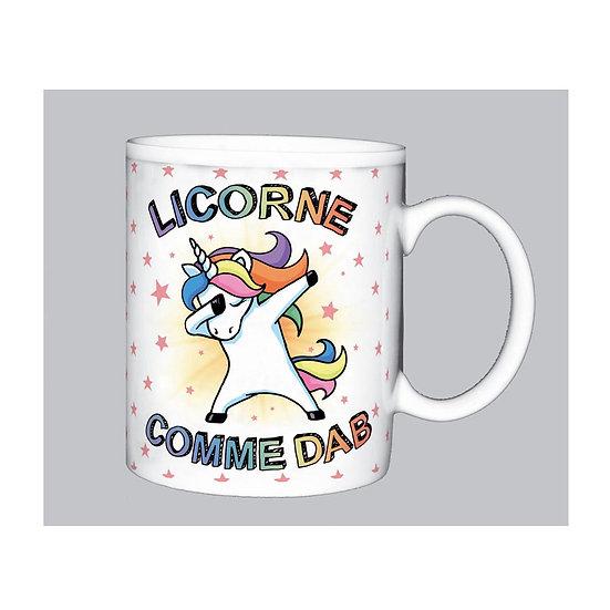 Mug Licorne / Boutique Cadeaux Insolite / Roka La Poulpe ROKA CONCEPTS Yverdon-les-Bains