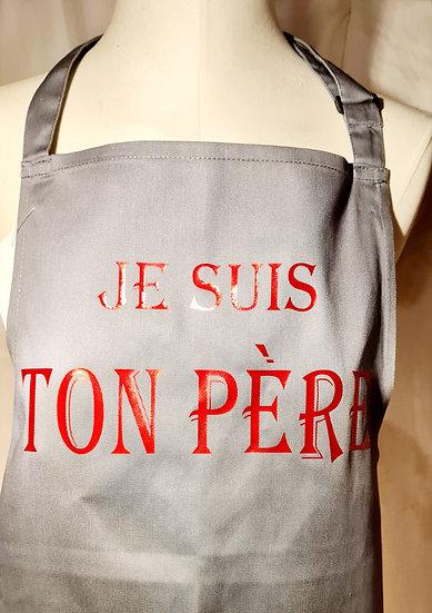 TABLIER / Cuisine / Marque ROKTOPODE de Roka La Poulpe avec ROKA CONCEPTS - BOUTIQUE CADEAU INSOLITE- YVERDON-LES-BAINS