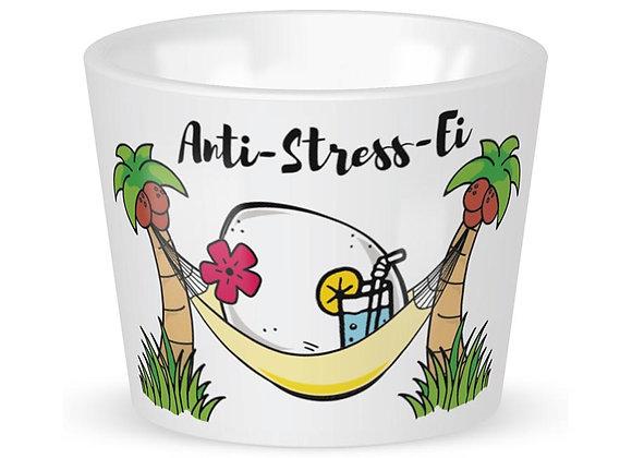 Coquetier Anti stress  / Boutique Cadeaux Insolite / Roka La Poulpe ROKA CONCEPTS Yverdon-les-Bains