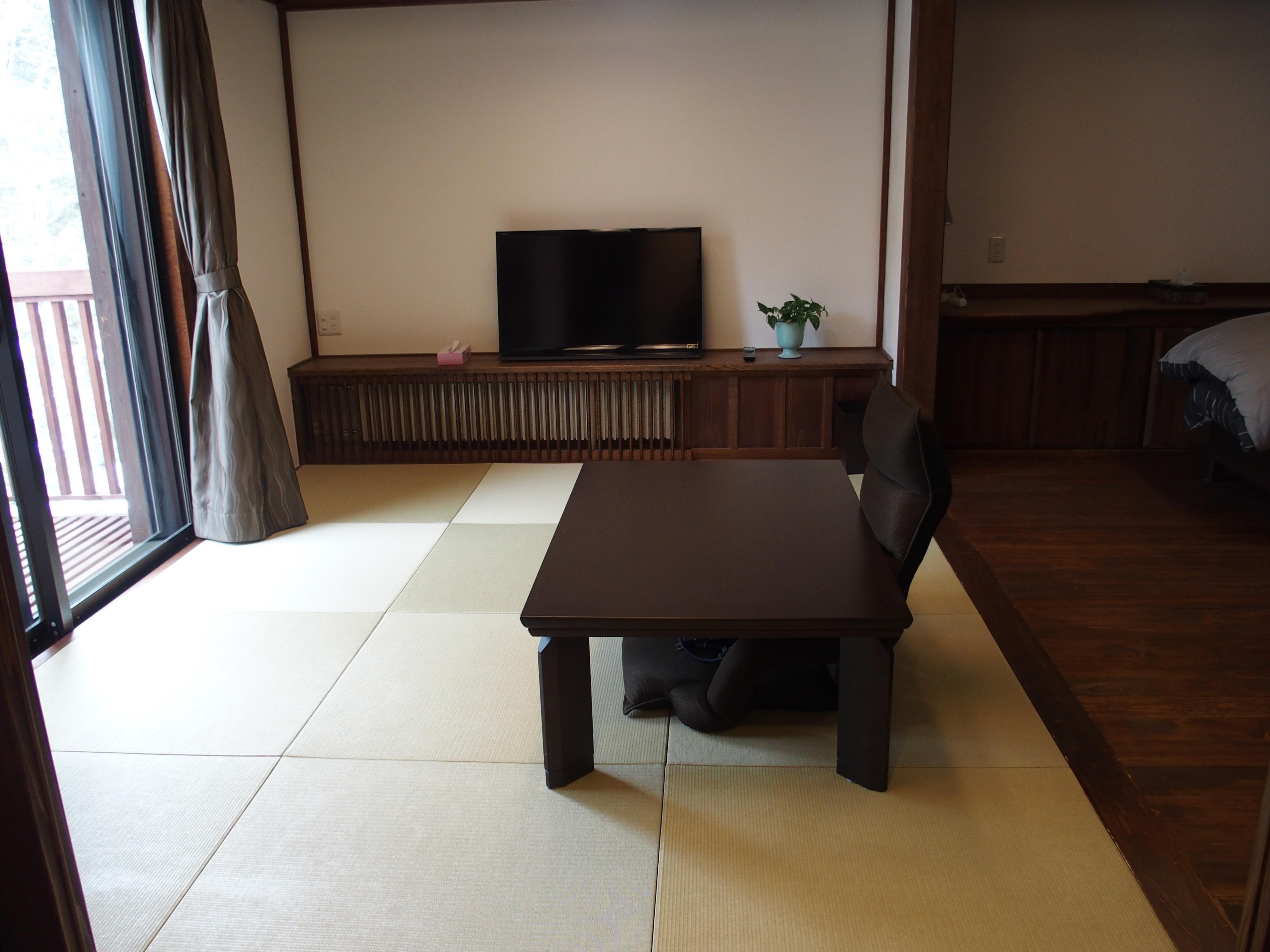 琉球畳の間