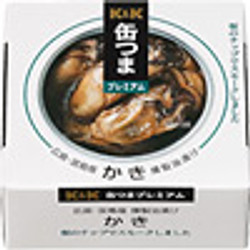 K&K缶つまプレミアム 広島かき 燻製油漬 EO缶
