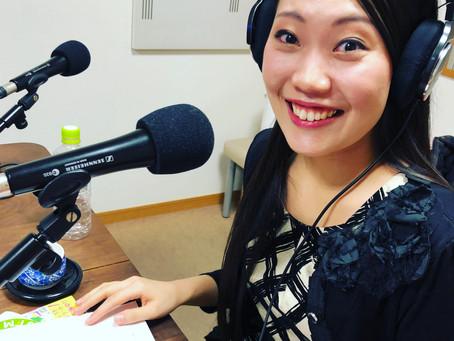 かつしかFM【ATSU-HIROのラジオ エストレア】の収録をしてきました