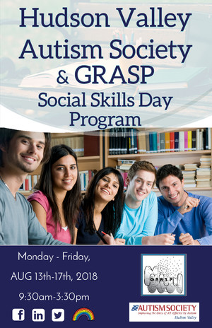 HVAS Social Skills Summer Program with GRASP