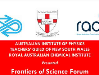 Frontiers of Science Forum